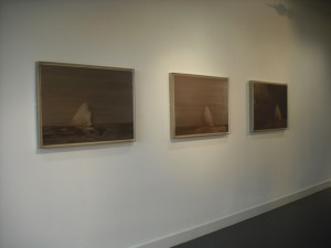 'Waterline' Installation View 2011