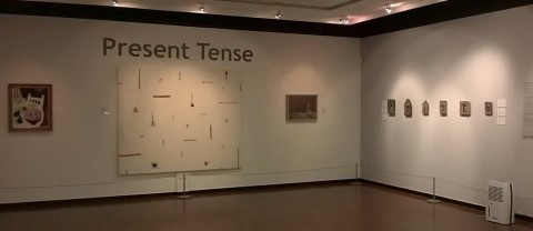 Present Tense at Swindon Museum and Art Gallery