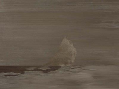 Avalon. Oil on canvas. 65 x 92cm. Amanda Ansell