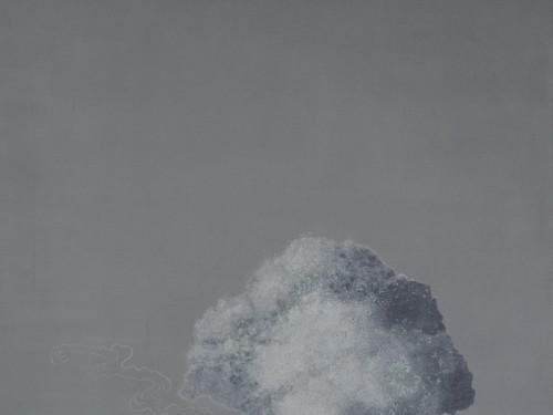 Crystal City. Oil on canvas. 130 x 154cm. Amanda Ansell