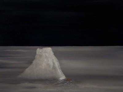 Evening Glory. Oil on canvas. 49 x 69cm. Amanda Ansell