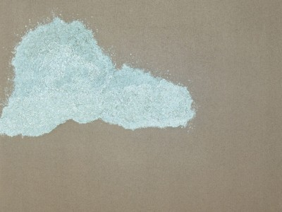 Morning Freshness 3. Oil on canvas. 47 x 47cm. Amanda Ansell