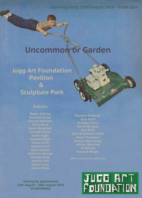 Uncommon or Garden, Jugg Art Foundation, at the Ipswich Biennial