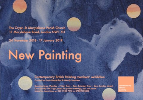Contemporary British Painting. New Painting Exhibition 2018.