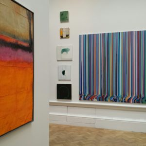 Chasing Blue at the Royal Academy Summer Exhibition 2019